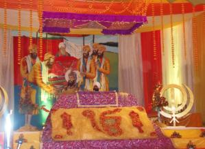 Sikh Temple Pangani (Photo by Kamal Kaur)