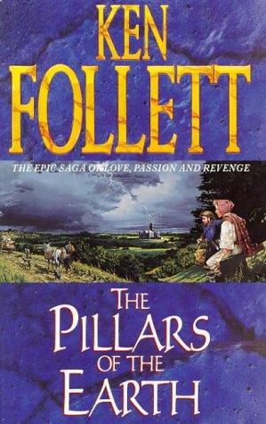 Book Reviews | @kamz26 Ken Follett Pillars Of The Earth