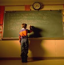 What was the naughtiest thing you ever did in school…?