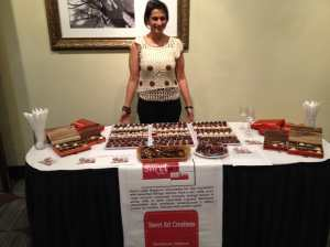 Tasnim of SweetArt Chocolates