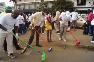 clean up nairobi