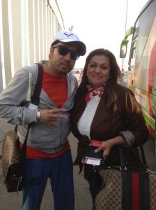 Mika Singh & Ranee Jamal