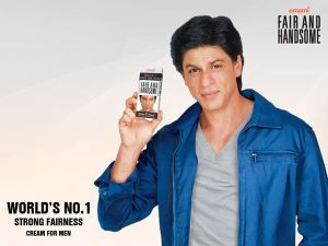 shahrukh_khan fairness cream