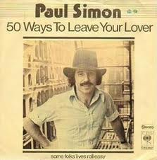 Paul Simon 50 ways