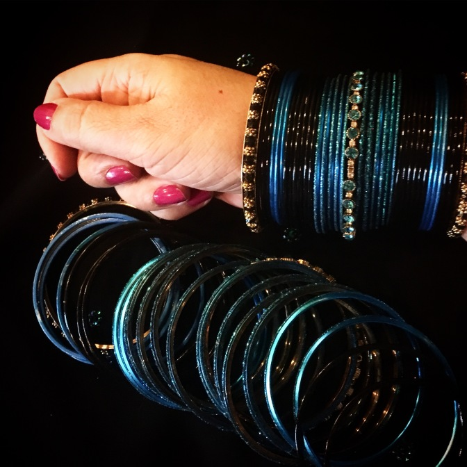 Wear your bangles…