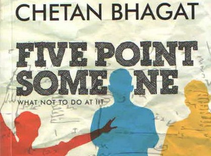 Five Point Someone – Chetan Bhagat