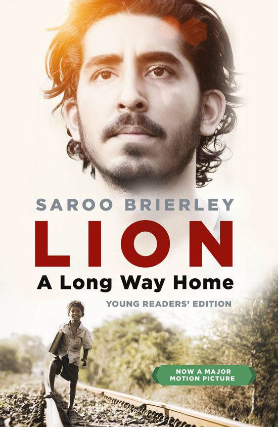 Lion – A Long Way Home by Saroo Brierly