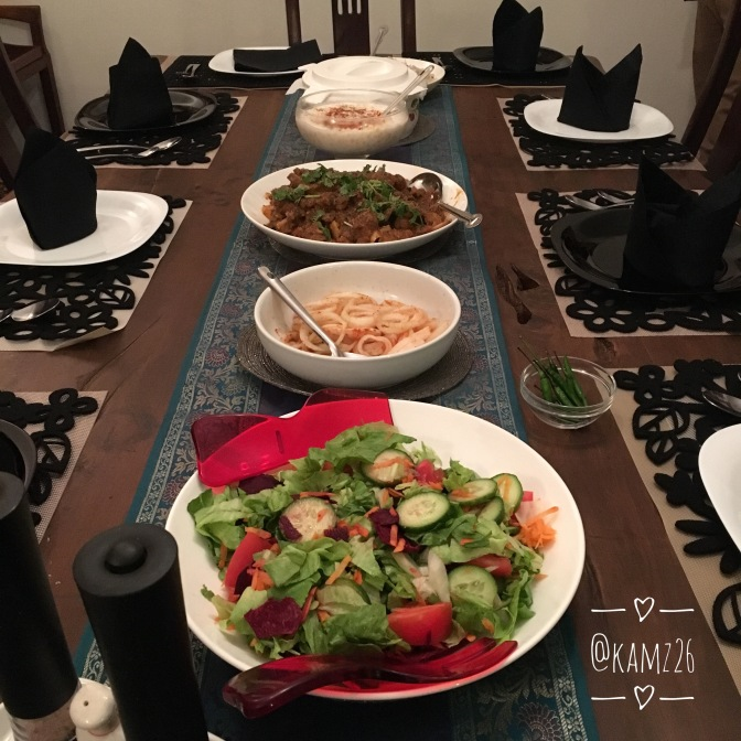 Hospitality and Korogas